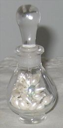 teardrop bottle